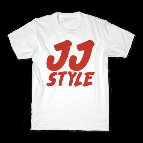 JJ Style  Kids T-Shirt