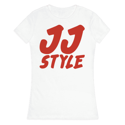 JJ Style  Womens T-Shirt