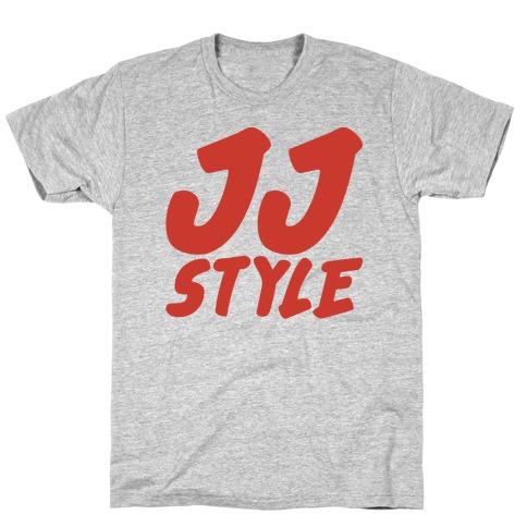 JJ Style Mens/Unisex T-Shirt