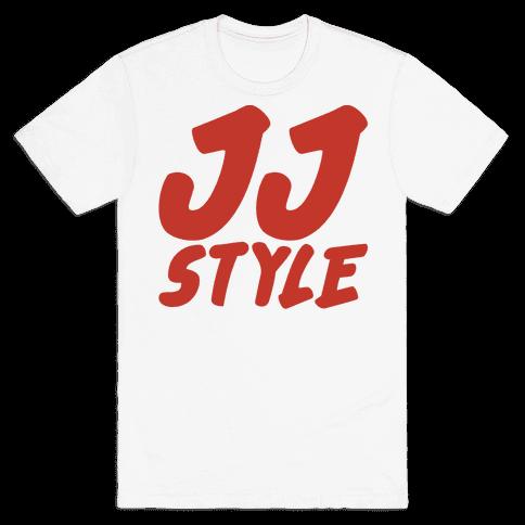 JJ Style  Mens T-Shirt