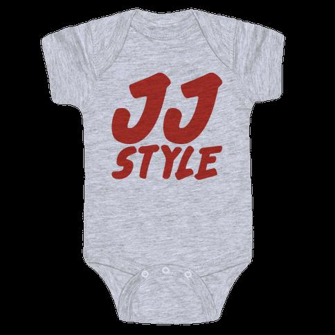JJ Style  Baby Onesy