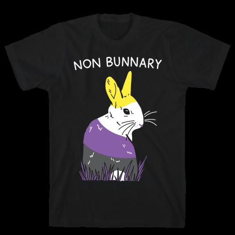 Non Bunnary Mens T-Shirt