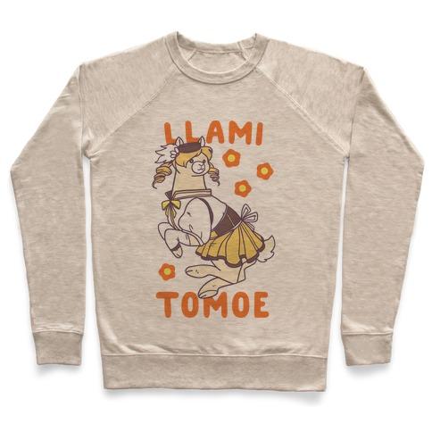 Llami Tomoe Pullover