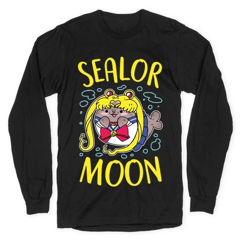 Sealor Moon Long Sleeve T-Shirt