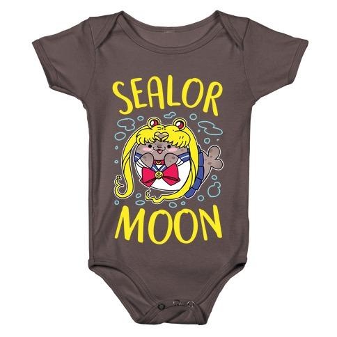 Sealor Moon Baby One-Piece