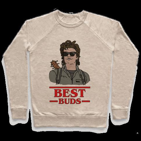 Best Buds Steve Pullover