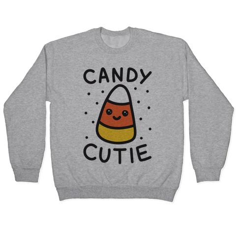 Candy Cutie Candy Corn Pullover