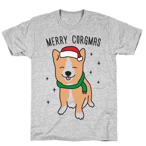 Merry Corgmas T-Shirt