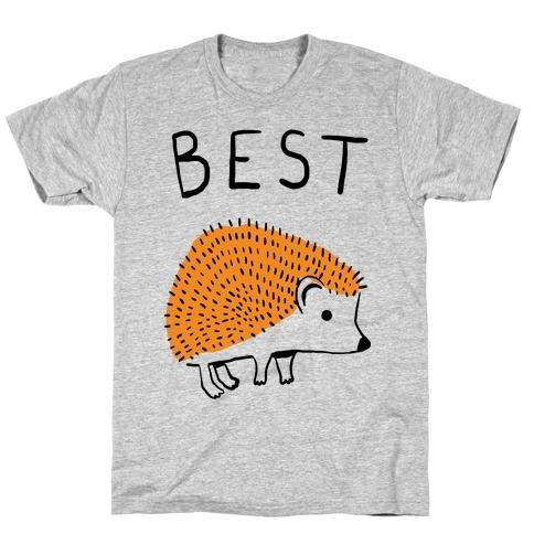 Best Buds Hedgehog T-Shirt