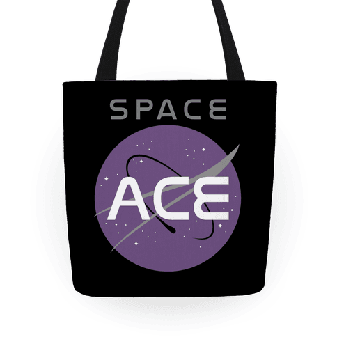 Space Ace Tote