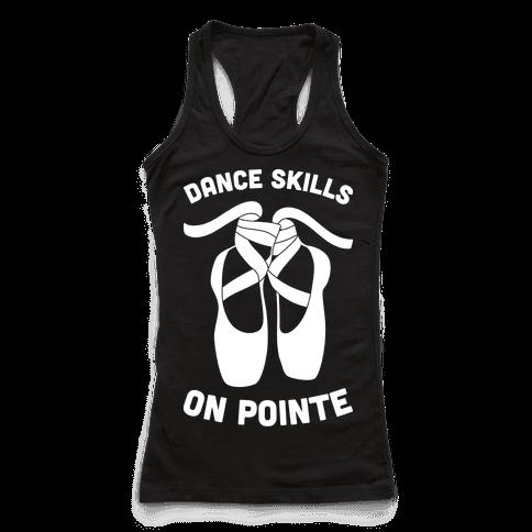 Dance Skills On Pointe (White)