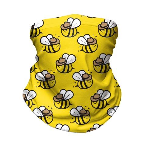 Beehaw Cowboy Bee Neck Gaiter