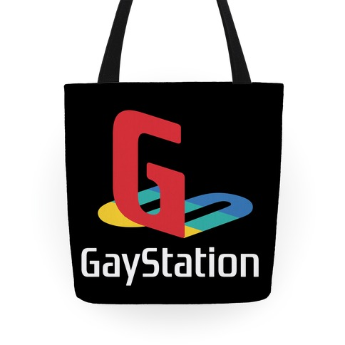 Gay Station Tote