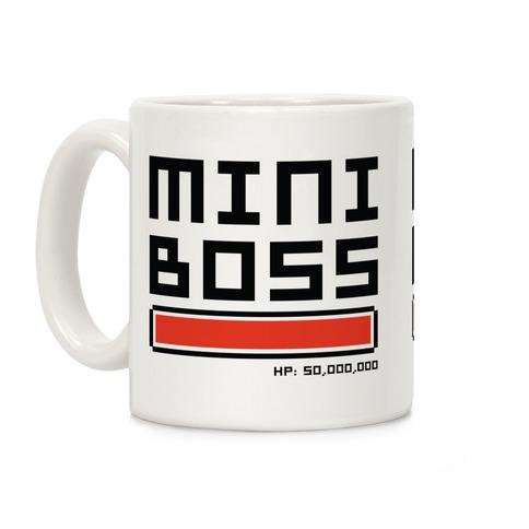 Mini Boss Coffee Mug