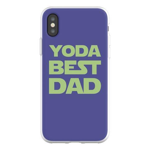 Yoda Best Dad Parody Phone Flexi-Case