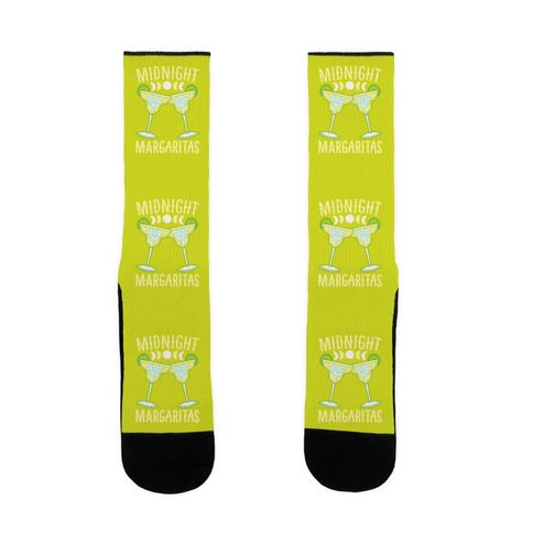 Midnight Margaritas Sock
