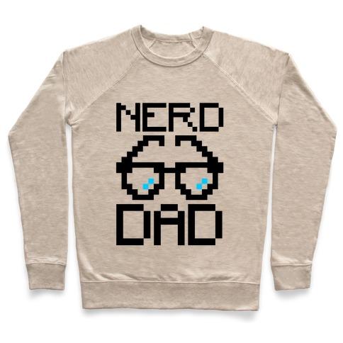 Nerd Dad Pullover