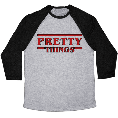 Pretty Things Baseball Tee