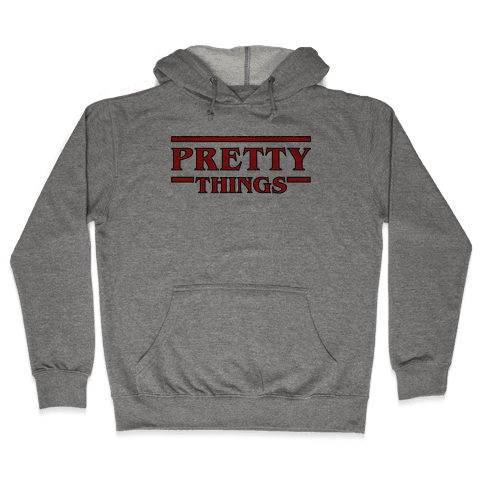 Pretty Things Hooded Sweatshirt