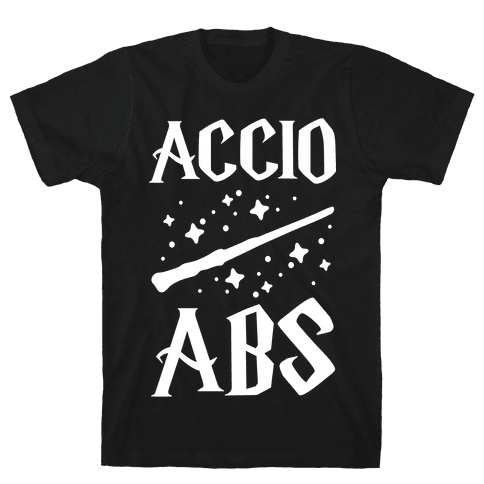 Accio Abs Mens T-Shirt