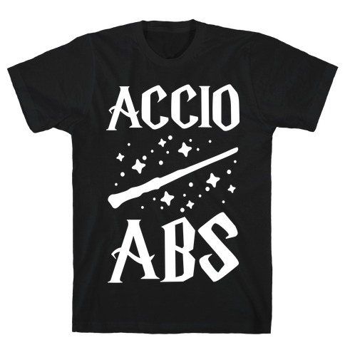 Accio Abs Mens T-Shirt