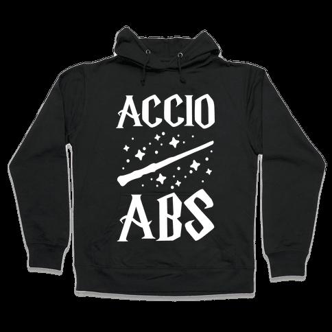 Accio Abs Hooded Sweatshirt