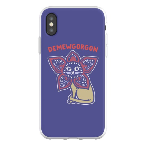 Demewgorgon Parody Phone Flexi-Case