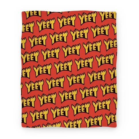 Yeet Thrasher Logo Parody Blanket