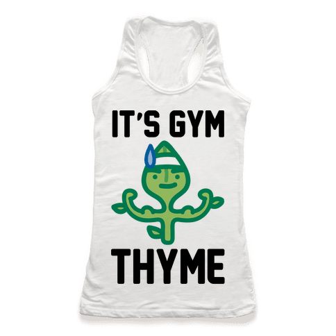 It's Gym Thyme