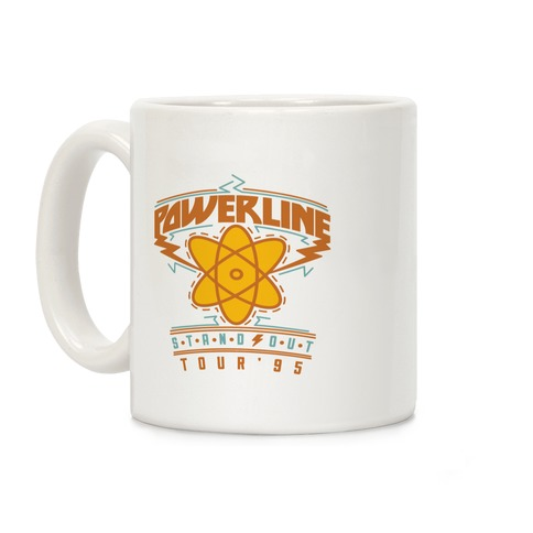 Powerline Tour Coffee Mug