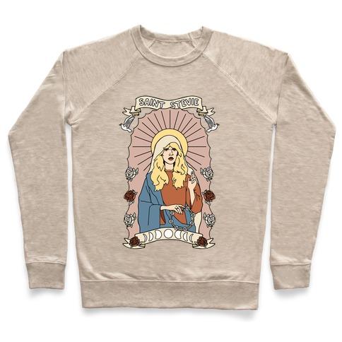 Saint Stevie Parody Pullover