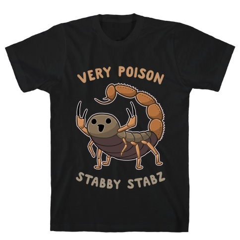 Very Poison Stabby Stabz T-Shirt