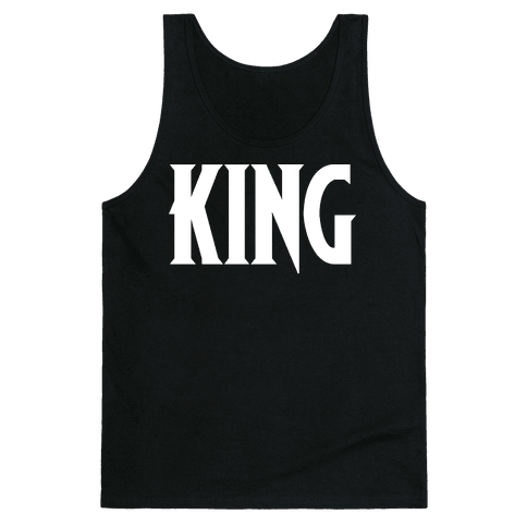 King Parody Tank Top