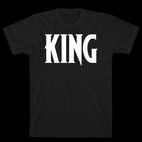 King Parody Mens T-Shirt