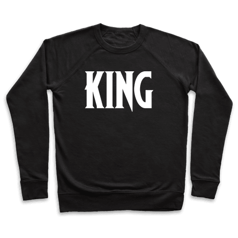 King Parody Pullover