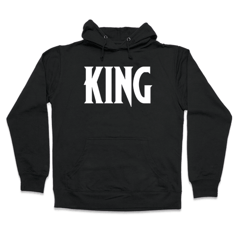 King Parody Hooded Sweatshirt