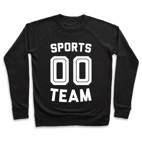 Sports 00 Team (White) Pullover