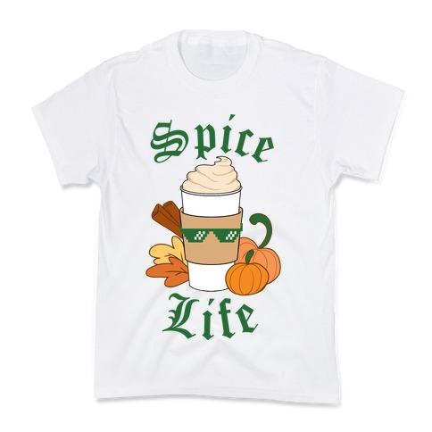 Spice Life Kids T-Shirt