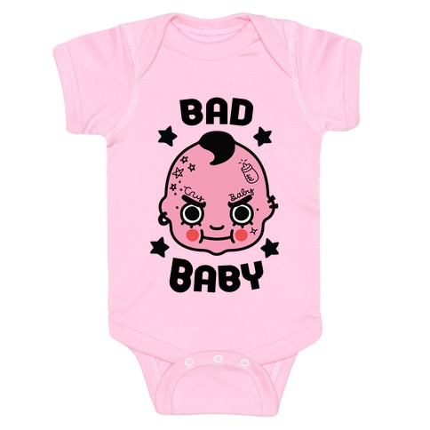 Bad Baby Baby One-Piece