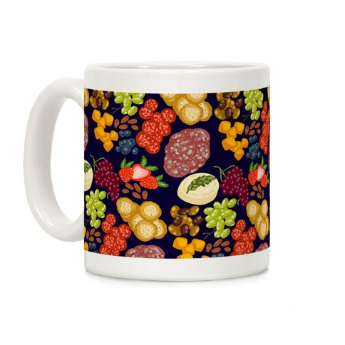 Charcuterie Board Pattern Coffee Mug