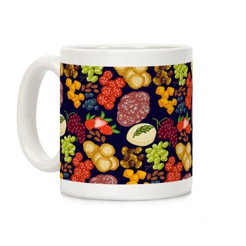 Charcuterie Board Pattern Coffee Mug