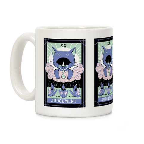 Creepy Cute Tarots: Judgement Coffee Mug