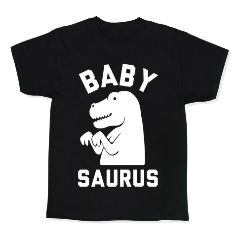 Baby Saurus Boy Kids T-Shirt