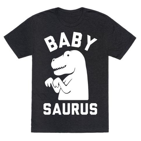Baby Saurus Boy T-Shirt