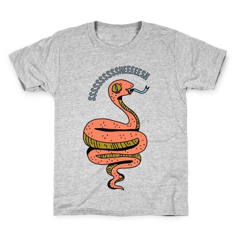 Sheesh Snake Kids T-Shirt