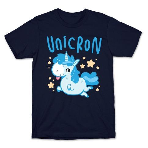 Unicron Mens/Unisex T-Shirt