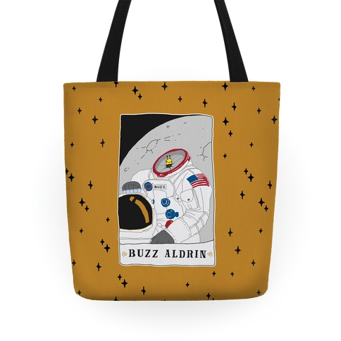 Buzz Aldrin Bee Tote