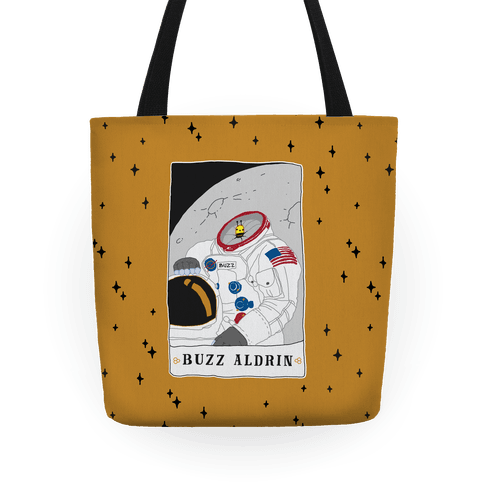 Buzz Aldrin Bee Tote