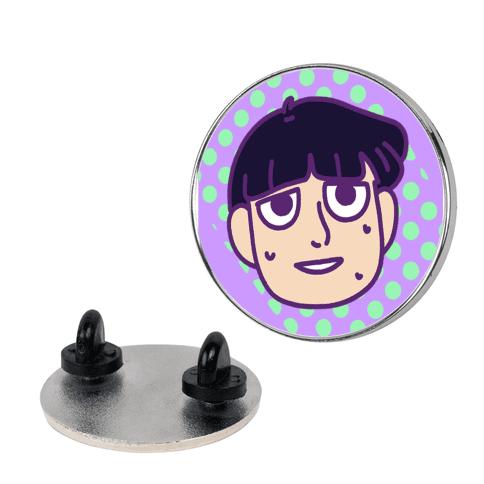 Mob Head Pin