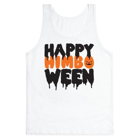 Happy Himboween Tank Top